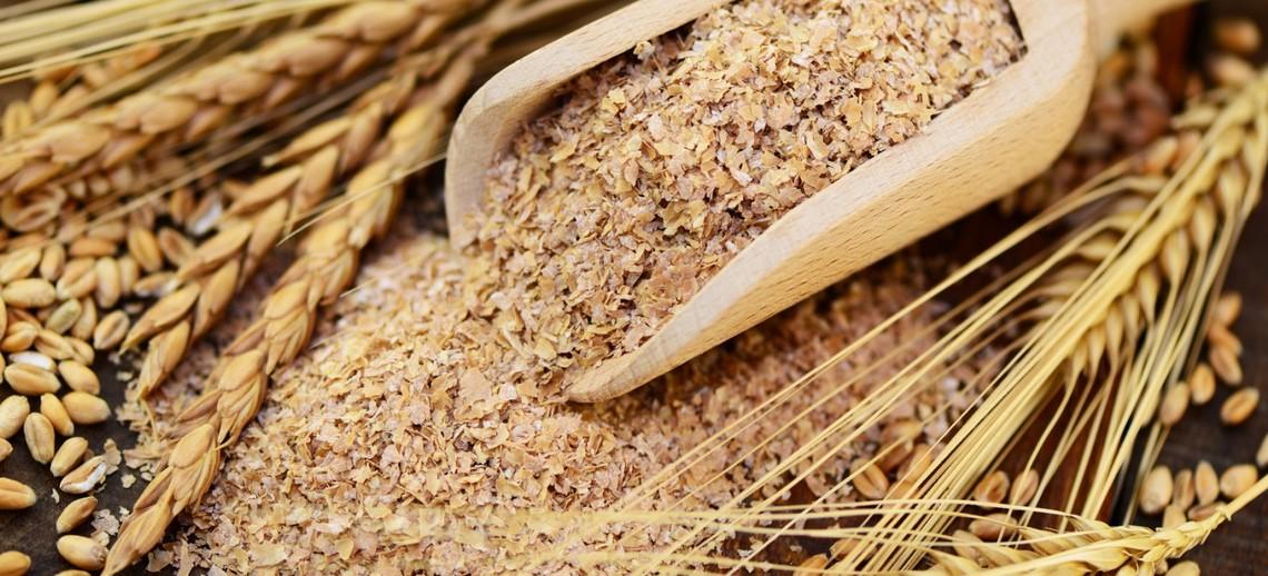 Wie man Weizenkleie zur Gewichtsreduktion isst